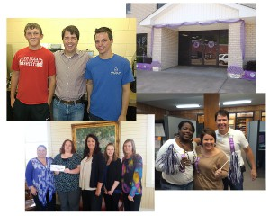 Community Involvement Photo Collage